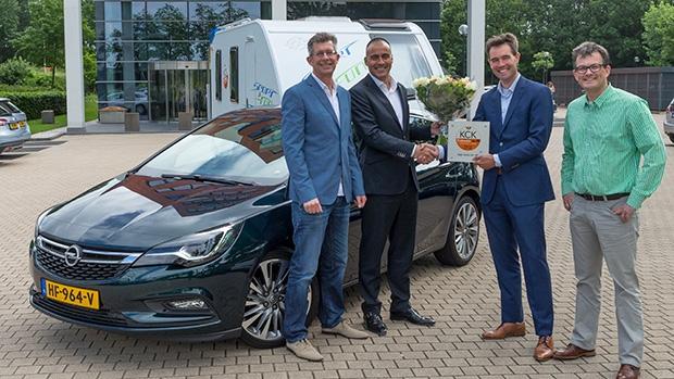 Opel Trekauto van het Jaar